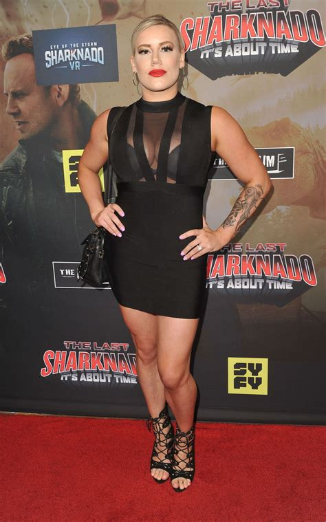 """Taya Valkyrie – """"The Last Sharknado: It's About Time"""